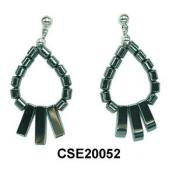 Hematite Earrings