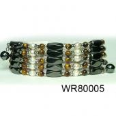 36inch Tiger Eye,High Power Black Magnetic Hematite beads Pearl Bracelet Necklace Jewelry All in One Set